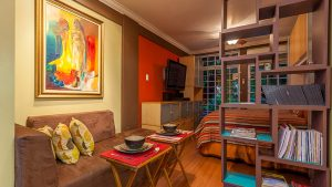 Studio apartment at Seymour - Choose To Be Happy
