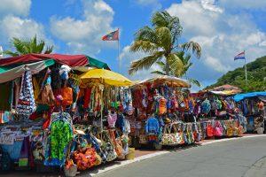 Caribbean Market - Choose To Be Happy