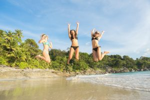 Choose To Be Happy Girls on a Jamaican Vacation