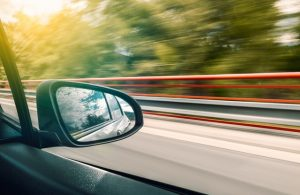Rental car travel - Choose To Be Happy