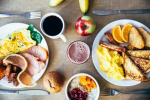 DIY Breakfast for two - Choose To Be Happy