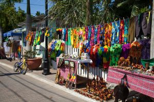 Jamaican Marketplace for Shopping - Choose To Be Happy