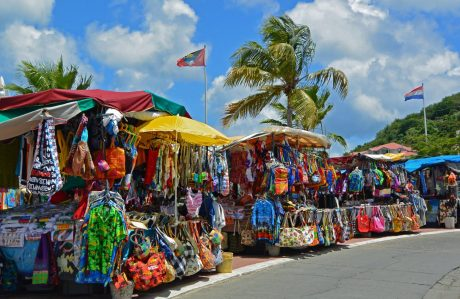 Caribbean Market - Choose To Be Happy